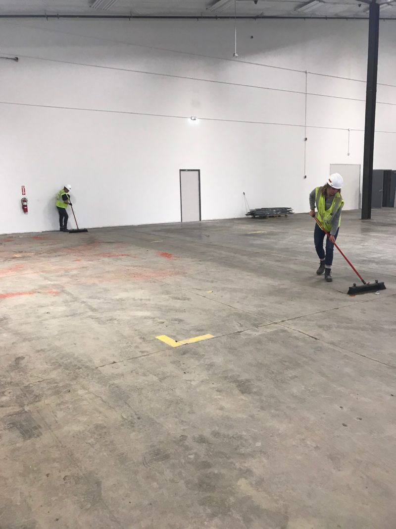 Construction Cleaning Services - Clear Air Enviro-Services